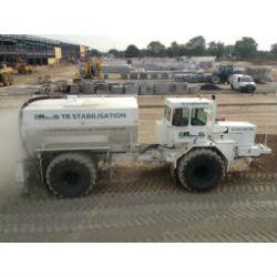 Dosificador de cemento