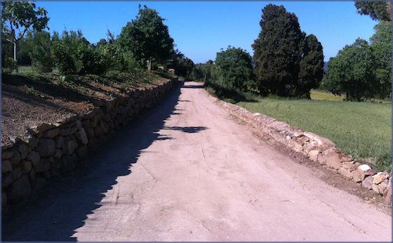 Estabilización de suelo con polímeros geocompact
