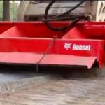 Maquinaria suelo cemento