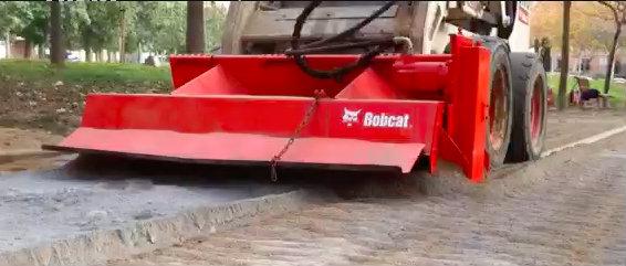 Estabilización de suelo con cemento